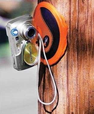 Stick-Anywhere Camera Tripods