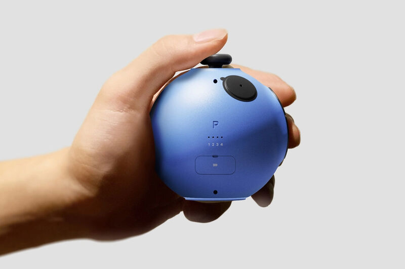 Spherical Anti-Fatigue Gaming Controllers