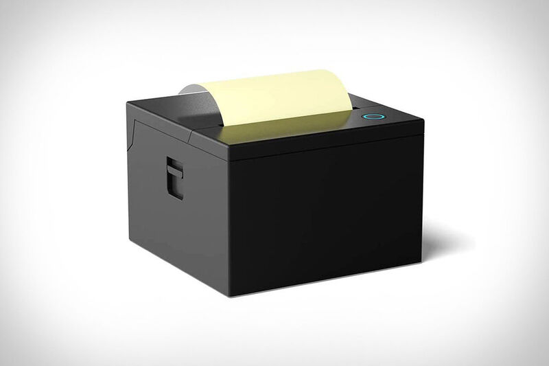 Connected Sticky Note Printers