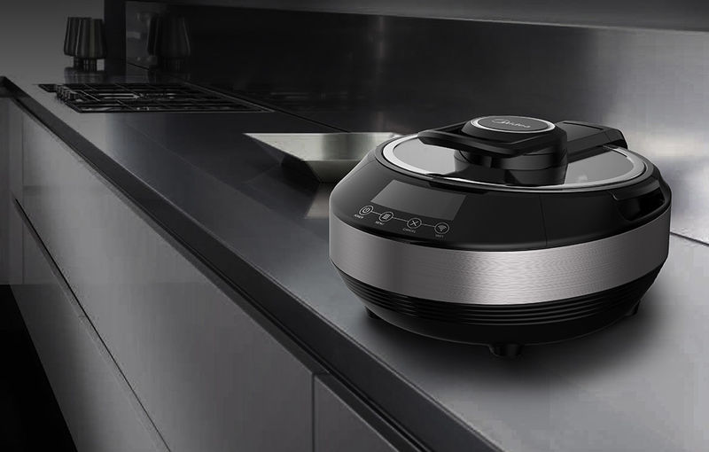 Automated Stir Fry Appliances