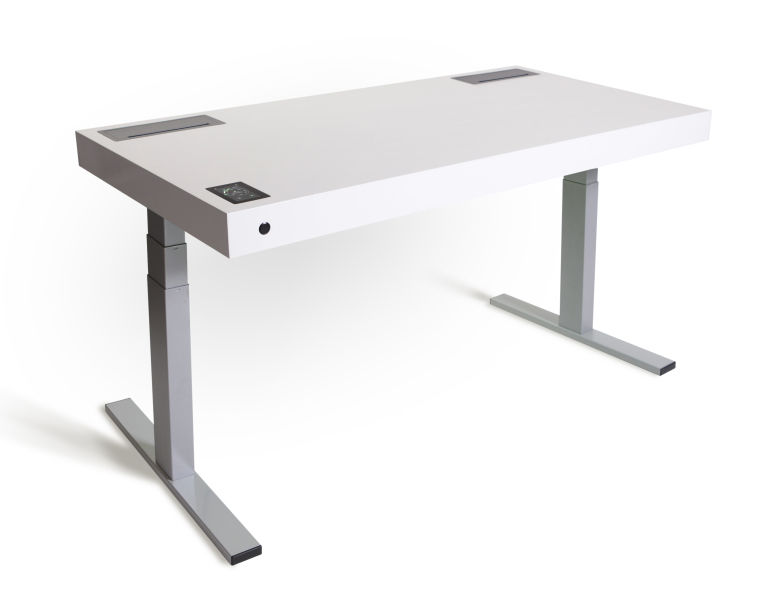 Kinetic Adjusting Desks