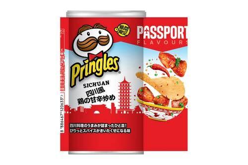 Sichuan Stir-Fry Flavored Chips