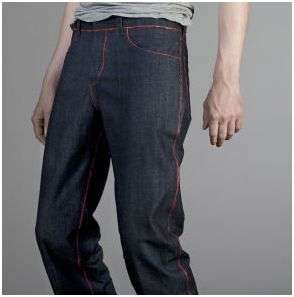 Stitchless Jeans