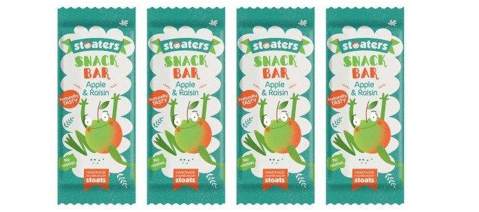 Nutritious Wholegrain Snack Bars