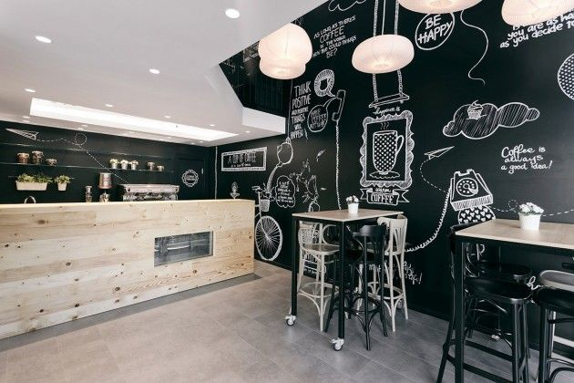 Easygoing Coffee Houses