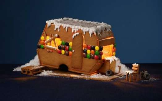 Vagrant Gingerbread Homes