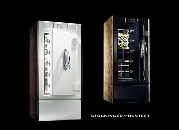 Iconic Automobile-Inspired Safes