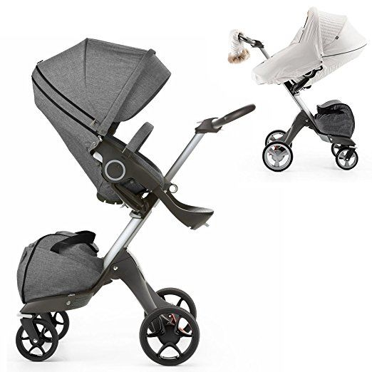 High-End Inclement Weather Strollers