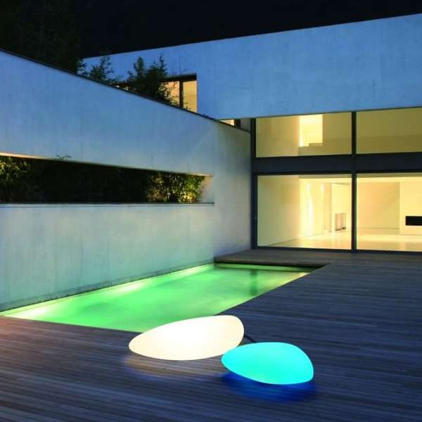 Illuminating Stone Lights