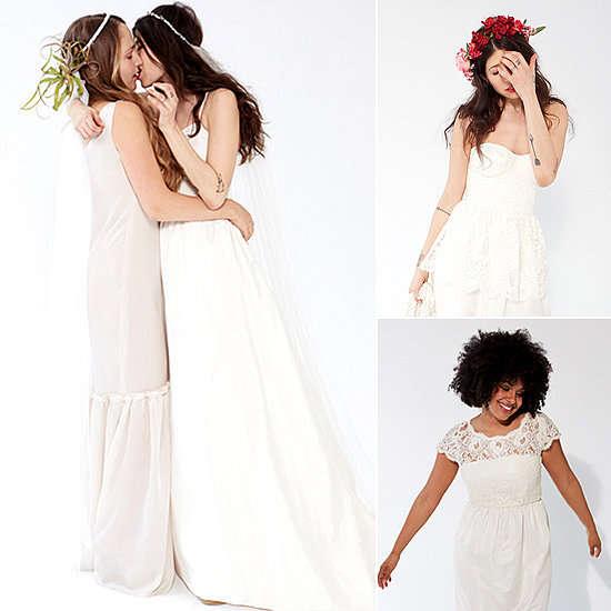 Non Traditional Wedding Dress Boho: Bohemian Wedding Gowns : Stone Fox Bride Spring 2013