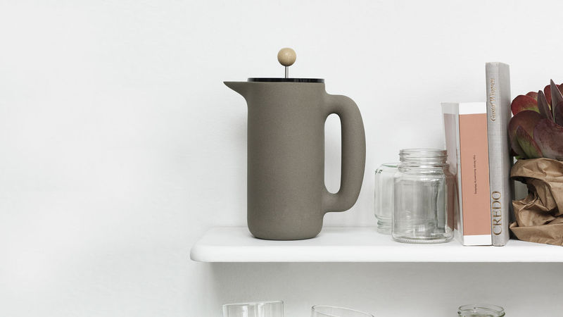 Stone French Presses