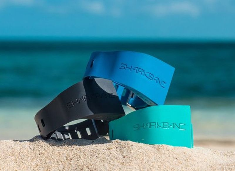 Shark-Deterring Wristbands