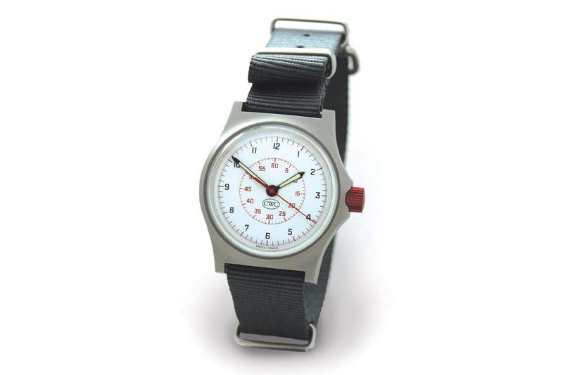Stopwatch-Themed Watch Designs