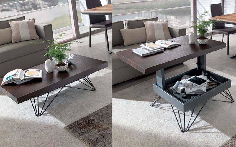 Hidden Storage Coffee Tables