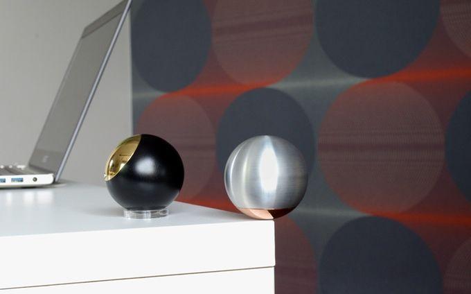 Discreet Storage Spheres