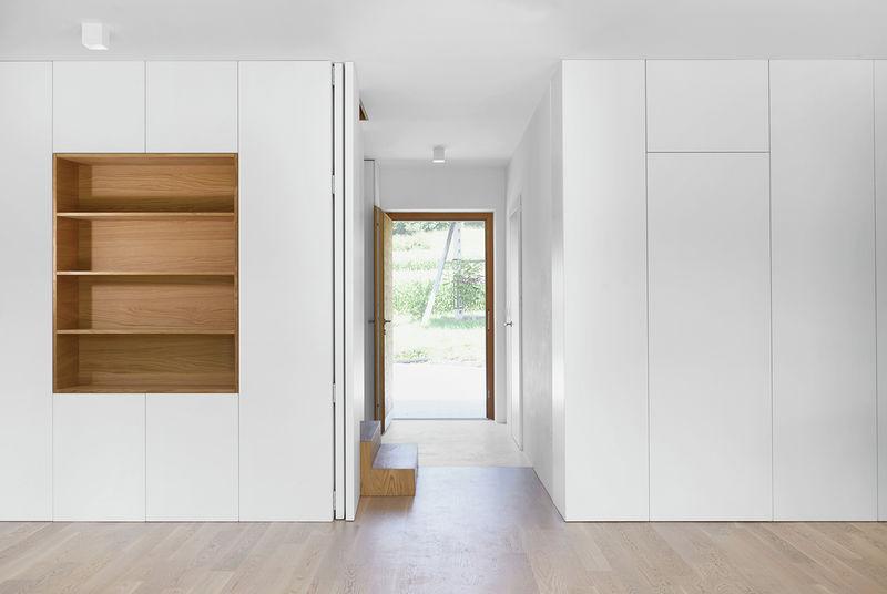 Modular Storage Walls