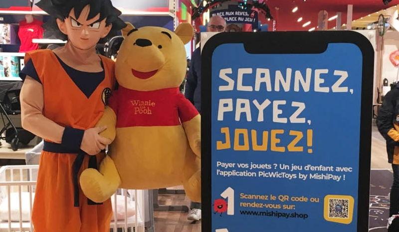 Toy Store Self-Checkouts