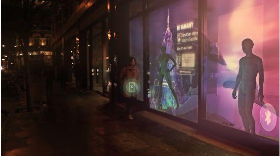 Interactive Storefront Displays