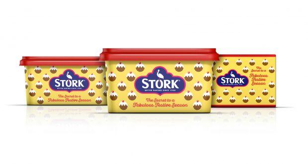Festive Margarine Packaging
