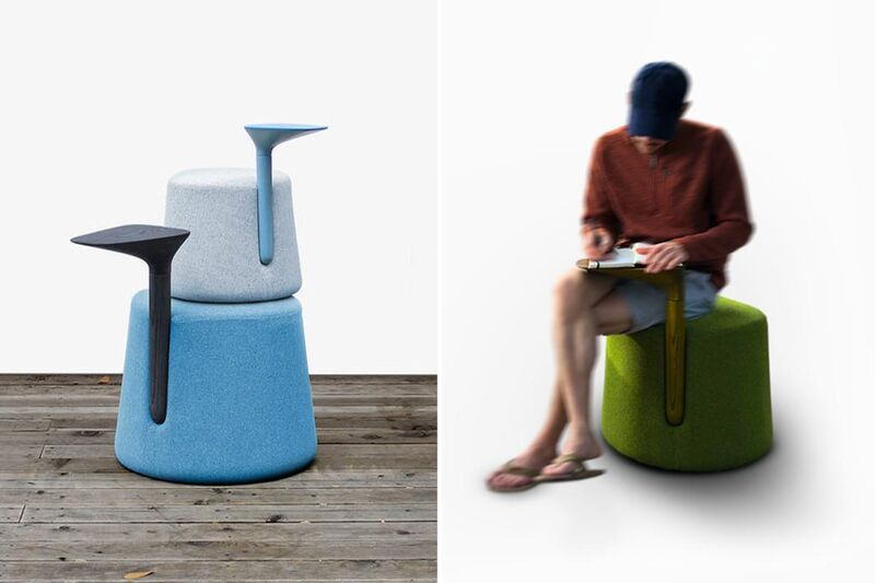 Avian-Inspired Seating Solutions