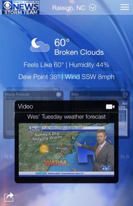 Tornado Threat Apps