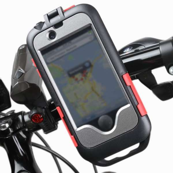 Rugged Cycling Mobile Mounts