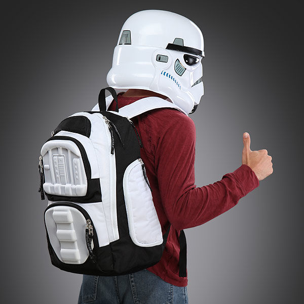 Galactic Soldier Backpacks