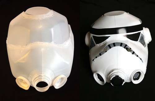 DIY Star Wars Masks