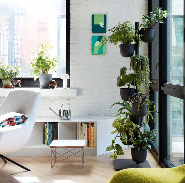 Vertical Multi-Level Planters