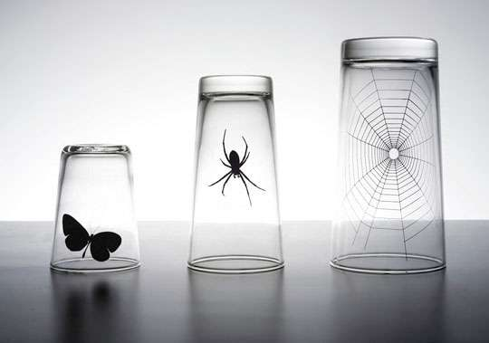 Storytelling Glassware