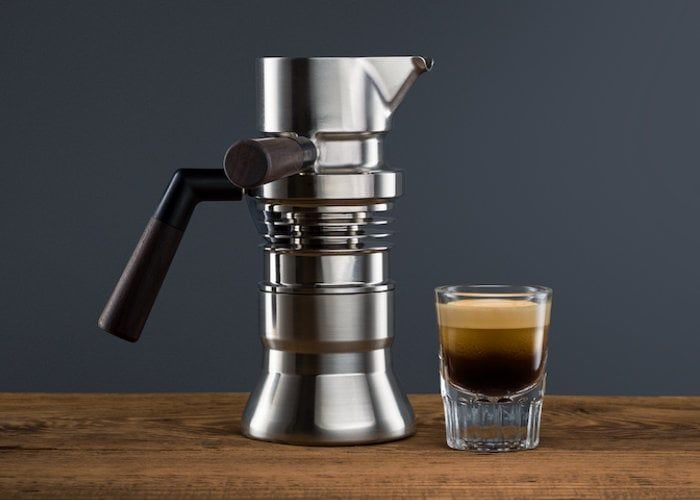 Jet-Engineered Espresso Makers