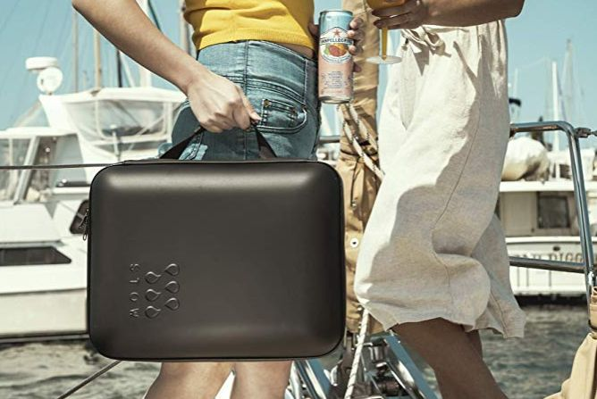 Light Backpack-Friendly Coolers