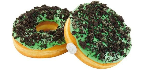 Delicious Ireland Celebratory Donuts