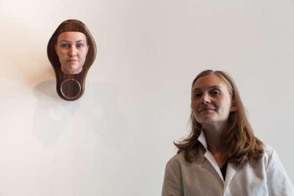 DNA-Constructed Portraits