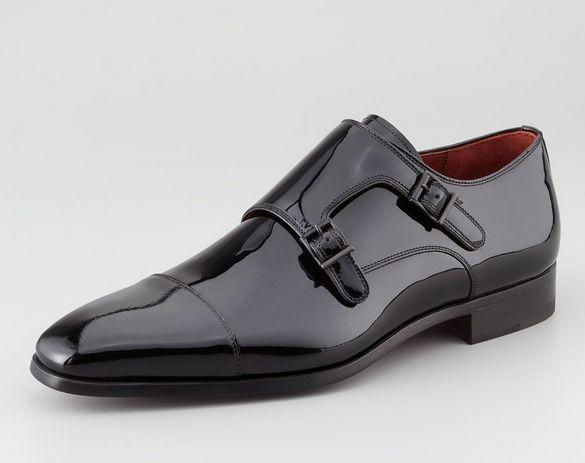 Lustrous Patent Footwear