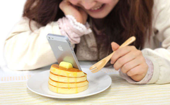 Savory Smartphone Supports