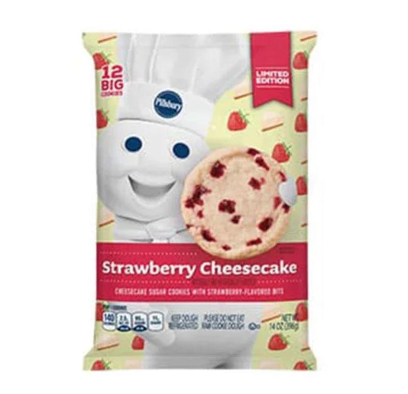Cheesecake-Flavored Sugar Cookies