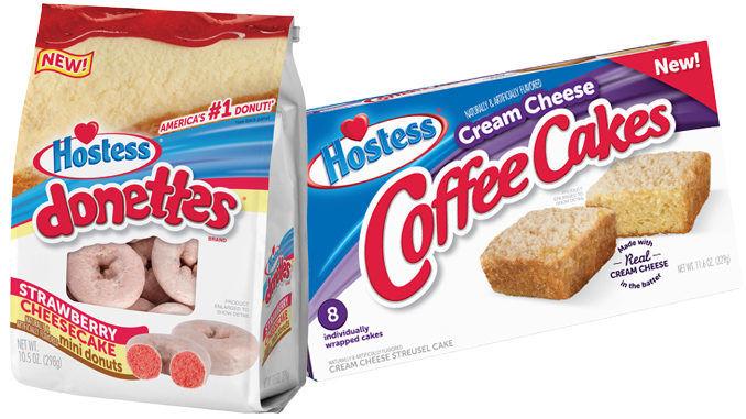 Cheesecake-Flavored Mini Donuts