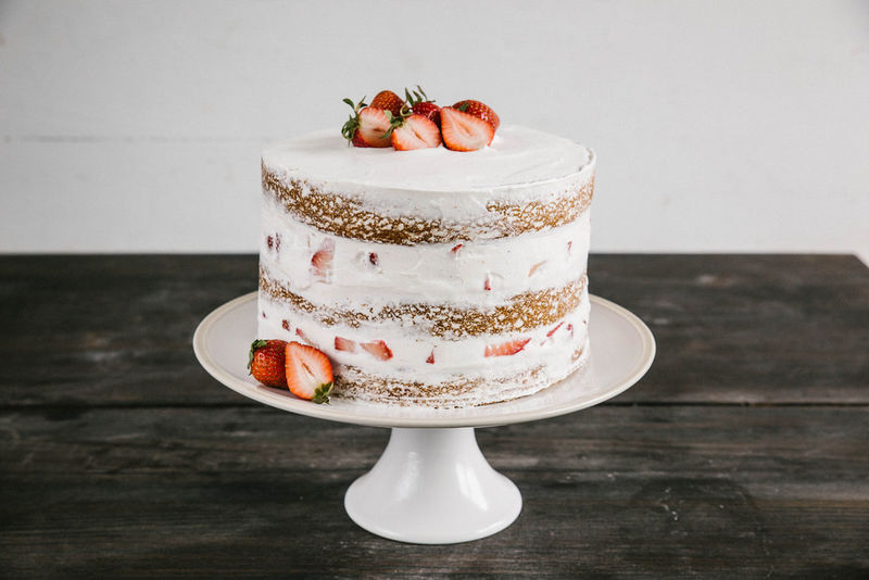 Artisanal Berry Desserts