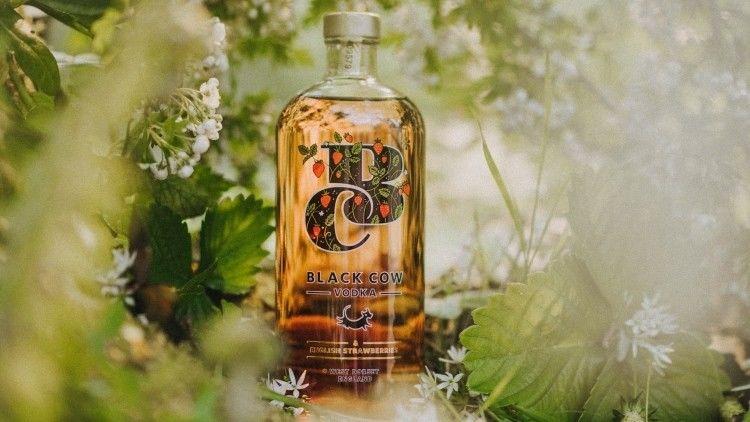 Eco-Conscious Strawberry Vodkas