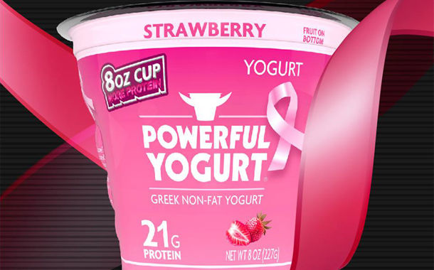 Cancer-Fighting Yogurts