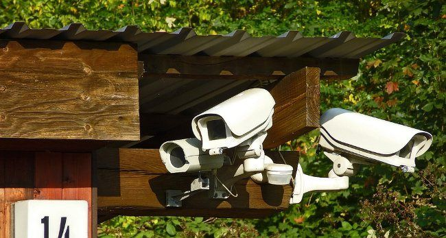 Streaming Surveillance Cameras