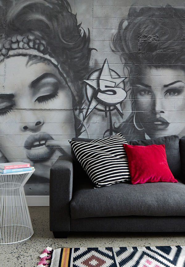 Street Style Wall Decals