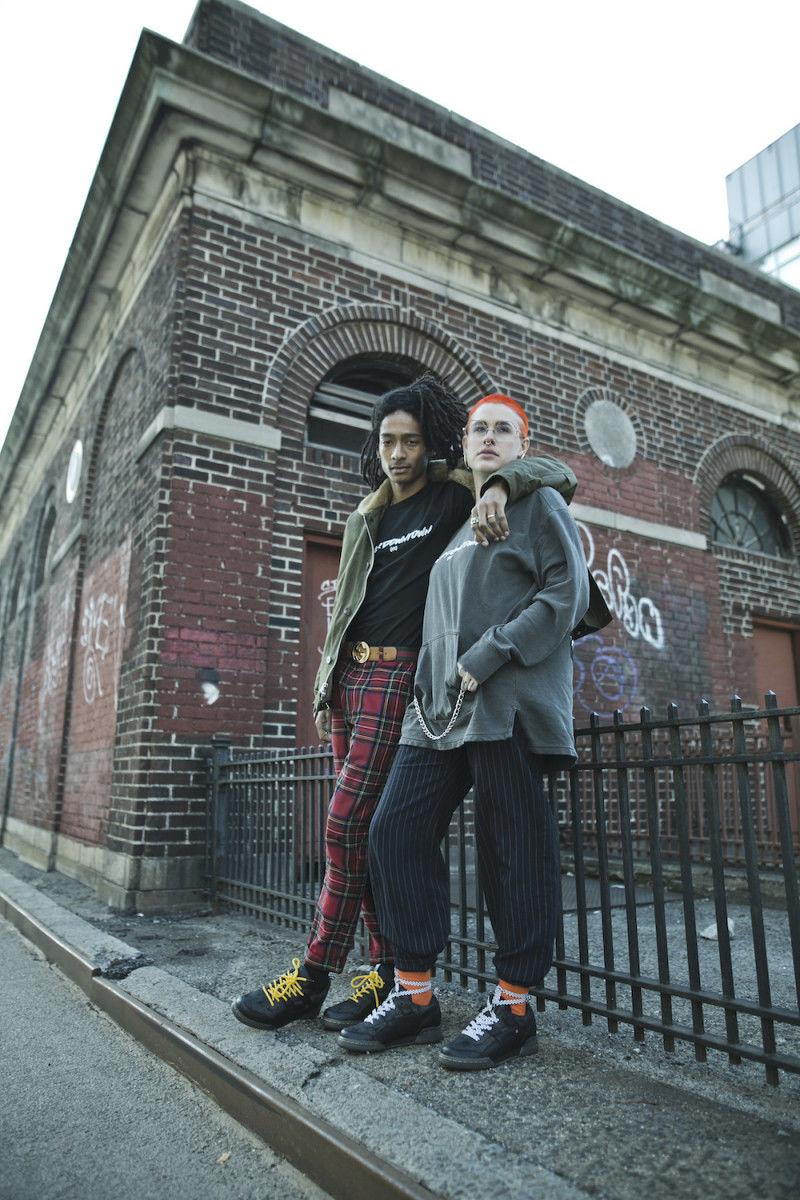 Street Culture Fashion Capsules