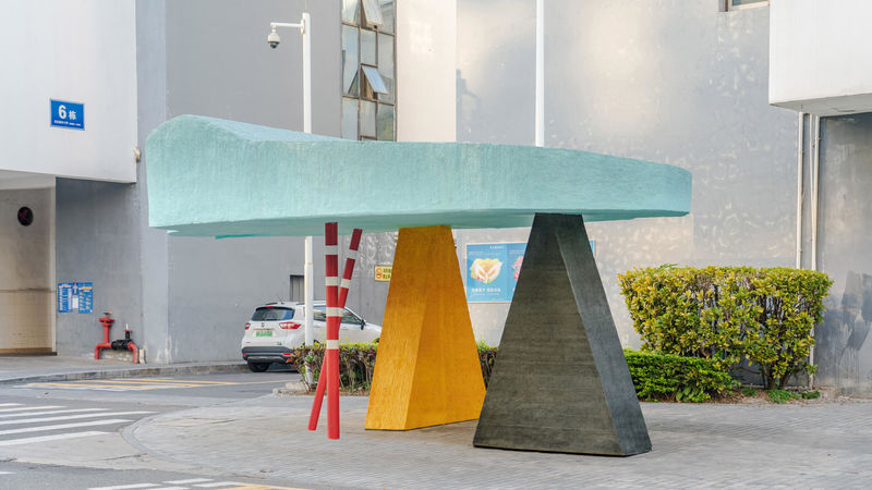 Artistically Inspired Shelter Designs