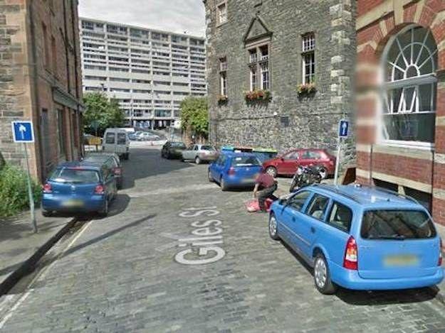 Street View Murders
