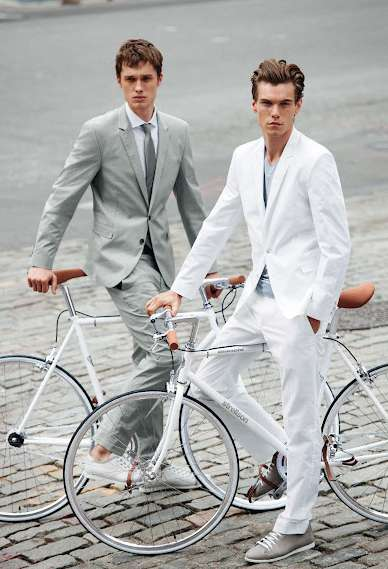 Haute Bicycle Lookbooks