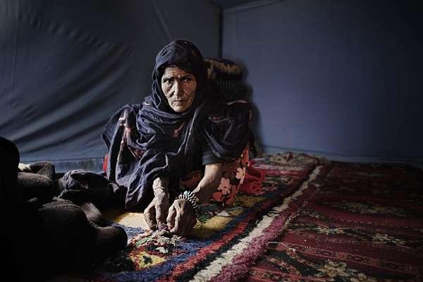 Strong Saharan Portraits
