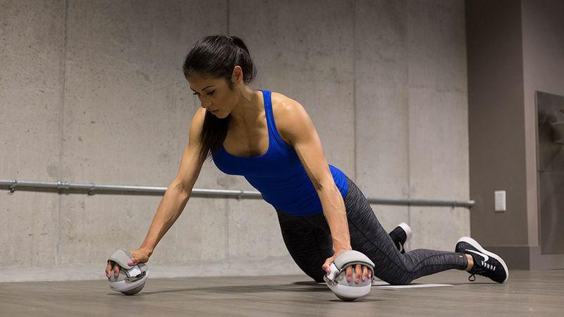 Destabilized Workout Equipment