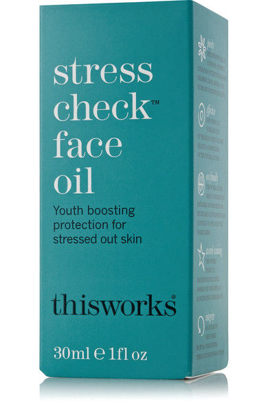 Stress-Relieving Face Oils